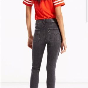 Size 28 Levi's 728 High Rise Skinny Jeans